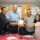 Governador e deputado articulam campanha de Eliana em Serra Grande