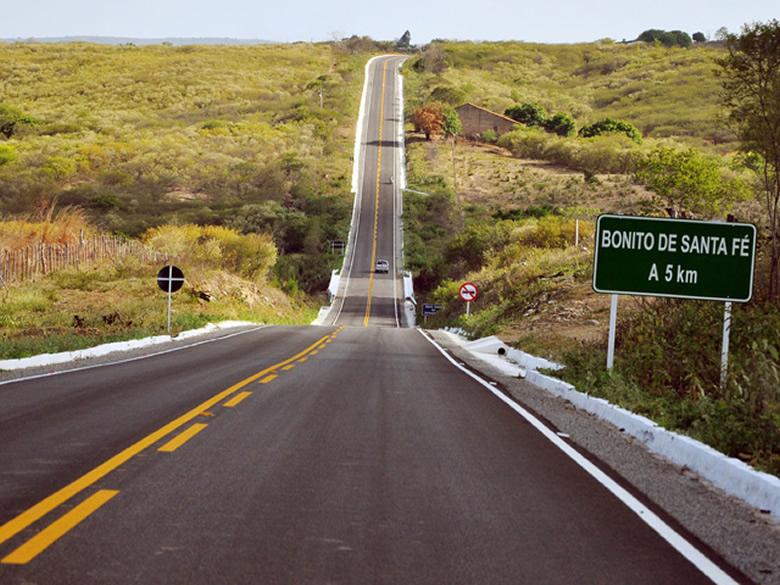 Comissão aprova federalização de estrada entre Cajazeiras a Conceição.