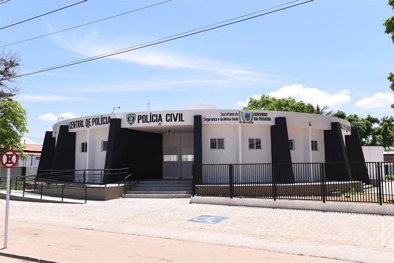 Resultado de imagem para Central de Polícia de Cajazeiras