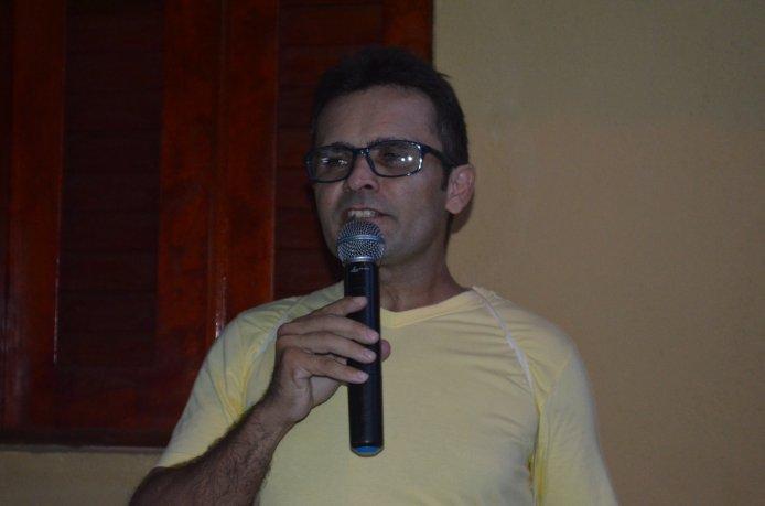 Cerimonialista Clodoaldo Coelho